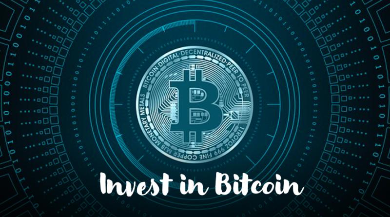 diversify portfolio: invest in bitcoin