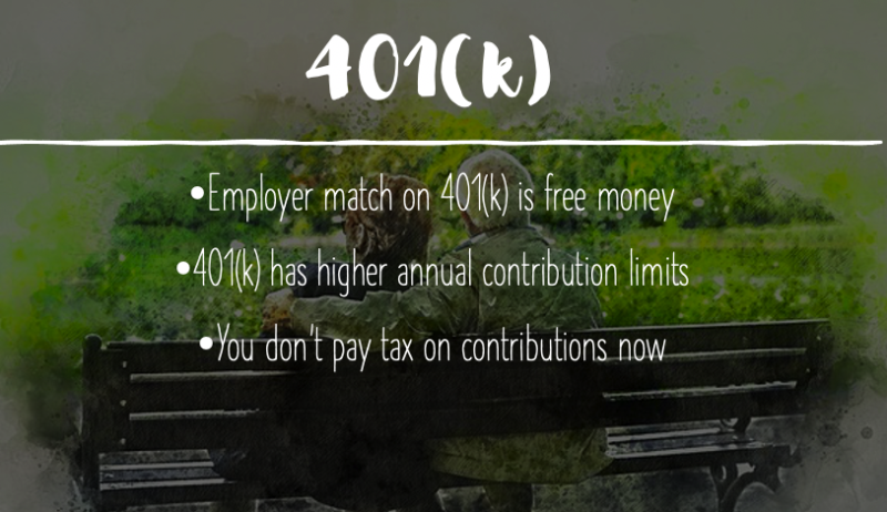401k key benefits