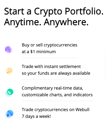 buy bitcoin on WeBull
