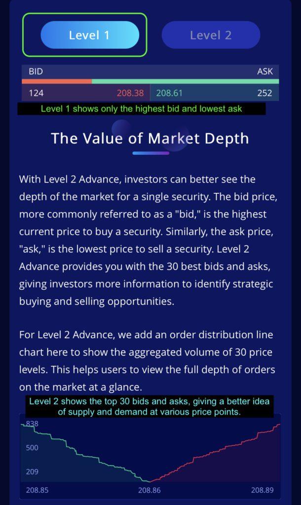 stock market bid ask spread