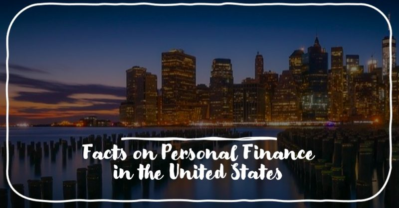 facts on personal finance in the United States finance education